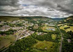 A467 Running through the Valleys