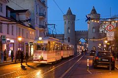 Potsdam - Gotha tram  - ViP Glühwein-Express  Kirschallee - Potsdam Hbf  - Potsdam Nauener Tor (Rene_Potsdam) Tags: potsdam nauener tor nauenertor gotha vip