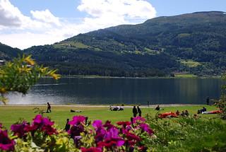 Lago en Voss (Noruega, 25-6-2008)