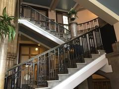staircase (Hayashina) Tags: london townhall staircase