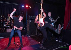 P.R.O.B.L.E.M.S., Tonic Lounge, Portland, OR, 7-20-2017 (convertido) Tags: mean jeans poison rites problems public eye tonic lounge portland oregon pdx or denver colorado co punk rock n roll heavy metal post live show music concert photography color black white tour july 2017