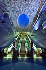 Toledo 1 (isnogud_CT) Tags: toledo viatoledo neapel linea1 ubahn underground treppe station italien