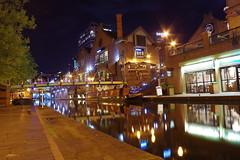 IMGP3961 (Aradan-d) Tags: birmingham night lights canal