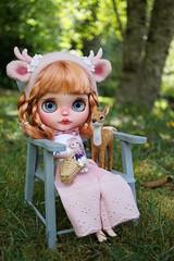 DSC02768 (Lindy Dolldreams) Tags: blythedoll dedolly kitten doll girl