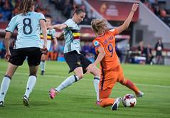 17240748 (roel.ubels) Tags: voetbal vrouwenvoetbal soccer europese kampioenschappen european championships sport topsport 2017 tilburg uefa nederland holland oranje belgië belgium