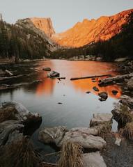 #outdoor,  🌎 Dream Lake, Colorado, US | 📷 Garrett King (adventurouslife4us) Tags: adventure wanderlust landscape outdoor nature travel explore