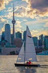 Gotta Love that View (A Great Capture) Tags: sail sailboat boat boating people person persons agreatcapture agc wwwagreatcapturecom adjm ash2276 ashleylduffus ald mobilejay jamesmitchell toronto on ontario canada canadian photographer northamerica summer summertime été 2017 colours colors colourful colorful light sun sunny sunshine sunset atardecer eos digital dslr lens canon 70d cityscape urbanscape scenery scenic sky himmel bluesky clouds nuvole wolken nubes overcast cloudy waterscape wet water agua eau reflection mirror glass outdoor outdoors vibrant cheerful vivid bright streetphotography streetscape street calle