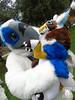 DSC00283 (Thanriu) Tags: peluche plushie diabath character furry fursuit fursuiters friend amigos meet angel dragon fluff dutch lizheru anto danny