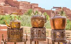 Teapots (GC - Photography) Tags: marruecos morocco maroc ouarzazate gcphotography nikon d5100 tetera teapot travel viajes