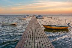 Brygga i Bjärred 1 (Flatroad) Tags: öresundskusten skåne sommar lomma bjärred sverige sweden strait öresund bridge boats water