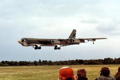 B-52H (Rob Schleiffert) Tags: greenhamcommon iat iat81 internationalairtattoo boeing b52 b52h 410bw sac usaf