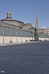 El Born. (svet.llum) Tags: born barcelona catalunya cataluña arquitectura calle ciudad