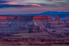 Sunset in Canyonlands NP-DSC_1069-copy-1-C-1-A-1 (Sam Yaffe) Tags: canyonlandsnationalpark canyonlands nationalpark whiterimroad sunset