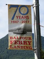 Lots of crossings (jamica1) Tags: kootenay lake ferry bc british columbia canada