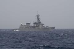 170715-N-BY095-0121 (U.S. Pacific Fleet) Tags: jssazanami ddg113 takanamiclassdestroyer malabar2017 bayofbengal
