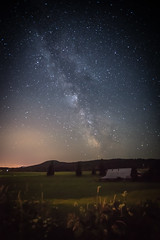 Milky Way over the farm (cdnfish) Tags: millbay millbaybc malahat cowichanvalley cowichan cobblehill douganlake vancouverisland bc britishcolumbia canada astrophotography astro milkyway stars star farm farmland barn tree trees sony sonya7m2 a7m2 landscape longexposure longexposures landscapephotography
