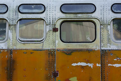 (jtr27) Tags: dsc04503fr01 jtr27 sony alpha nex7 nex emount mirrorless vivitar komine 55mm f28 macro manualfocus old antique vintage bus junkyard maine orange
