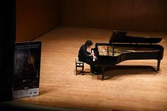 Johann Derecho, pianista