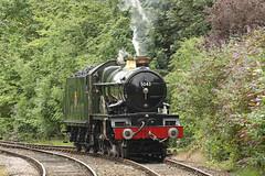 "5043 Castle Class 4-6-0 ""Earl of Mount Edgcumbe"" (Roger Wasley) Tags: 5043 castle class 460 earlofmountedgcumbe the shakespeare express stratforduponavon birmingham snowhill steam locomotive train railways"