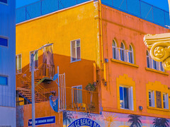 Venice Beach Mart (davidgialanella) Tags: california la venice beach west coast architecture color pop splash