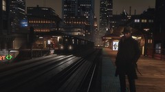 Lonely Heart (Den7on) Tags: watchdogs ubi autumn rays bokeh outdoor chicago metro lonely heart watch dogs