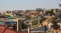 Luderitz Namibia (7) (ailognom2005) Tags: luderitz namibia oldbuildings colourfulbuildings artdeco