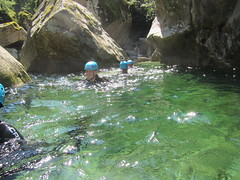 IMG_1847 (Mountain Sports Alpinschule) Tags: mountain sports zillertal canyoning blue lagoon