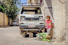 """Going to Sell these Corn to Feed my Family"" (Take a look on Syria without propaganda) Tags: syria ghouta damascus syrian assad army children child childhood war eye eastren education food corn arab assistance besieged story street gouta generation future ثورة طفل أطفال طفولة غوطة الغوطة روسيا ايران احتلال سوريا سوريين سوري دمشق الحرب regime rights حرية جوع عمل عمالة لعب حقوق ضياع فقر poverty الأسد أسد قمع ذرة"
