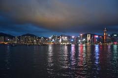 Hong Kong skyline (Simon_sees) Tags: