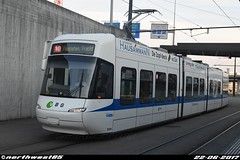 3069 (northwest85) Tags: verkehrsbetriebe zürich vbz 3069 bombardier cobra be 56 10 flughafen fracht flughafenstrasse kloten switzerland tram