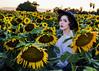 Dolly.... (micadew) Tags: sunflower sunflowers micadew interesting beautiful beautifulbrunette beauty beautyshoots brunette brownhair fields model models modeling sexy beautifulgirl portrait portraits flowers sunflowerfields interestingmicadew gorgeous scenery scenic