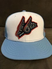 2017 Inland Empire 66ers Alternate Hat (black74diamond) Tags: 2017 inland empire 66ers alternate hat