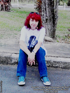 Suzi N. de Medeiros - Programa Passagem de Som (SescTV)