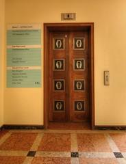 Lift Doors (Dave Dixon LRPS) Tags: newcastleupontyne newcastle civiccentre architecture urban interior