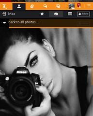 Woman in the action :) :: #photographer #woman #darkhairedwoman #lighteyes #blacktop #nikon #beautifulwoman (xuniting1) Tags: nikon blacktop lighteyes woman darkhairedwoman photographer beautifulwoman