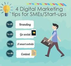 Here are 4 digital marketing tips for SMEs #DigitalMarketing  #SME  PRISMAXEL TECHNOLOGIES (PRISMAXEL) Tags: digitalmarketing sme