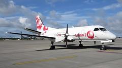 SP-KPK (Dub ramp) Tags: sprintair eidw dublinairport dub freighter cargo 340 saab340 saab
