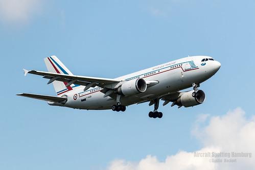 French Air Force F-RADB Airbus A310-304