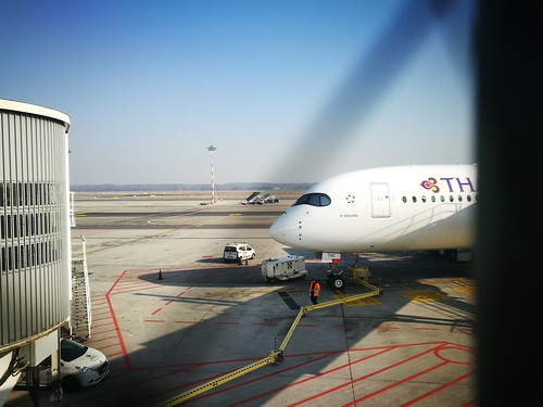 Thai Airways' A350