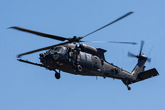 ARMY COPTER 20268 (Kaiserjp) Tags: 1020286 armycopter20286 blackhawk ftlewis grayaaf jblm mh60 mh60m usarmy uh60 160thsoar specialops black helicopter army military