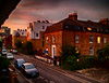 Project 365; #197 (iMalik1) Tags: project 365 days photo day challenge potd sunset window view home city life landscape urban landscapes sky clouds canon eos m3 long exposure imalik photography ealing photographer london