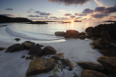 Bostadh Beach (andy_AHG) Tags: great bernera isle lewis western isles outer hebrides scotland highlands islands britain uk british landscapes scottish outdoor rock sea sunset water landscape serene formation mountain waterfall bostadh beach shore coast seaside ocean sky