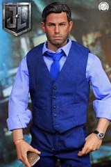 Ben Affleck as Bruce Wayne (PrinceMatiyo) Tags: batman dccomics dc toyphotography onesixthscale hottoys batmanvssuperman brucewayne