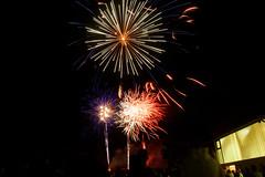 Fireworks (ComputerHotline) Tags: fireworks firework feudartifices night nuit longexposure poselongue expositionprolongée feudartifice feuxdartifices prisedevueenextérieur outdoors imagesaisiesurlevif candid saulnot bourgognefranchecomté france fra