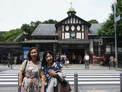 Fumiko and Michiko (L e n o r a) Tags: tokyo japan harajuku shibuya