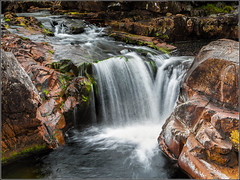 Coupall Waters Fall (Jmalls) Tags: canon1dx2 canonlenses jmsphotography mullworkshop naturalhistory scotland spring2017 wildlife ©jmalleysmith ©jeremymalleysmith rivercoupall runningwaters cold wet glenetive wwwjeremymalleysmithphotographycouk