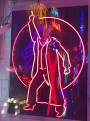 God's Own Junkyard (jericl cat) Tags: walthamstow london gods own junkyard neon sign art collection heaven disco dancer
