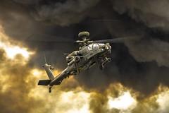 Apache (coopertje) Tags: raf fairford usaf riat 2017 royal international air tattoo uk united kingdom england airshow aircraft mcdonnelldouglas westland wah64d apache