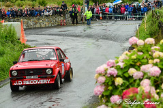 68 Stephen Peoples & Kieran Burke Ford Escort (Salmix_ie) Tags: sligo stages rally 2017 faac simply automatic park hotel motorsport ireland wwwconnachtmotorclubcom sunday 9th july pallets top part triton national championship nikon d500 nikkor