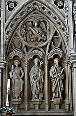 [52430] Horsforth : Reredos (Budby) Tags: horsforth church leeds westyorkshire altar reredos